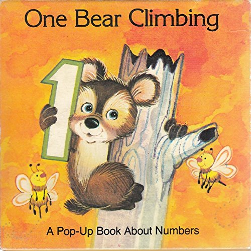 One Bear Climbing: Pop-up Book (Little learner pop-up books) (0001383523) by Peter Seymour