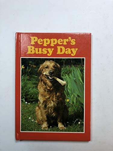 9780001383579: Pepper's Busy Day (Busy day series)