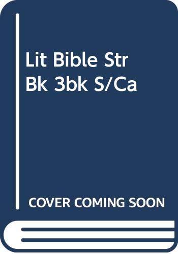 9780001383661: Lit Bible Str Bk 3bk S/ca