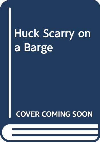 9780001383685: Travels on a Barge: A Sketchbook by Huck Scarry