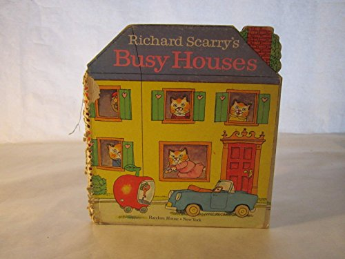 9780001383708: Busy Houses