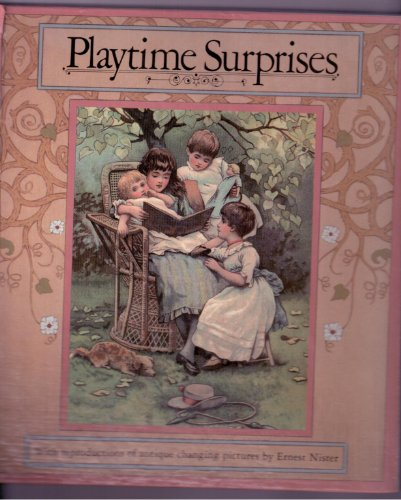 9780001384088: Playtime Surprises: Revolving Picture Book