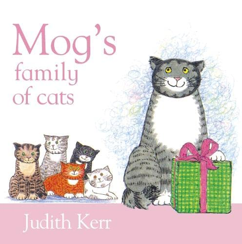 9780001384156: Mog's Family of Cats