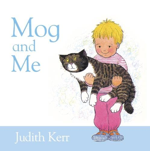 9780001384163: Mog and Me (Mog the Cat Board Books)