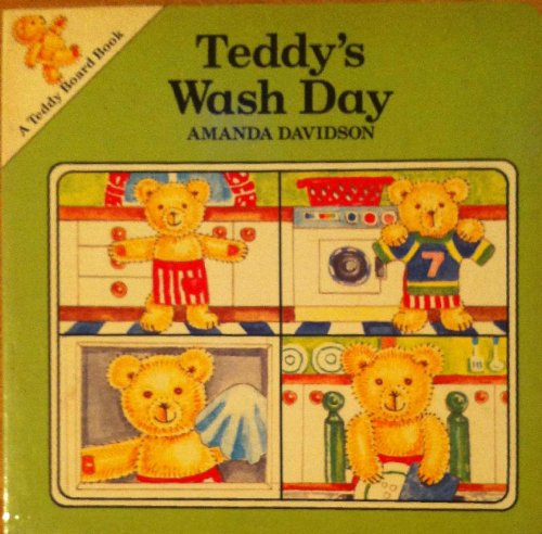9780001384583: Teddy's Wash Day