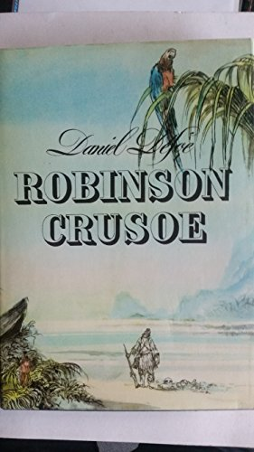 9780001385207: The Picture Story Of Robinson Crusoe: Press Out Adventure Story