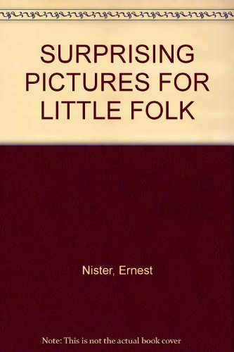 9780001385726: SURPRISING PICTURES FOR LITTLE FOLK