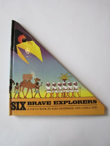 9780001386105: Six Brave Explorers: Pop-up Book
