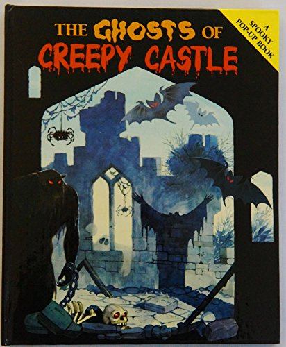 9780001386297: The Ghosts of Creepy Castle (Spooky Pop Ups)