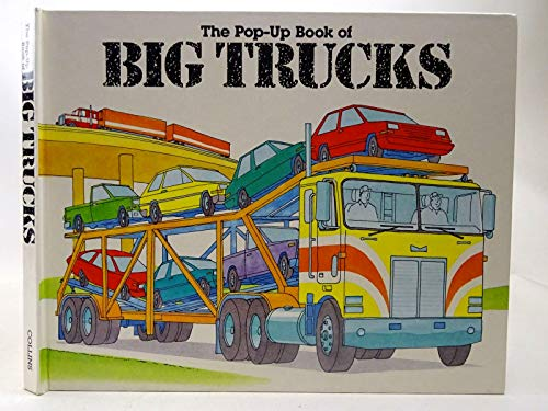 9780001386358: The Pop-up Book of Big Trucks