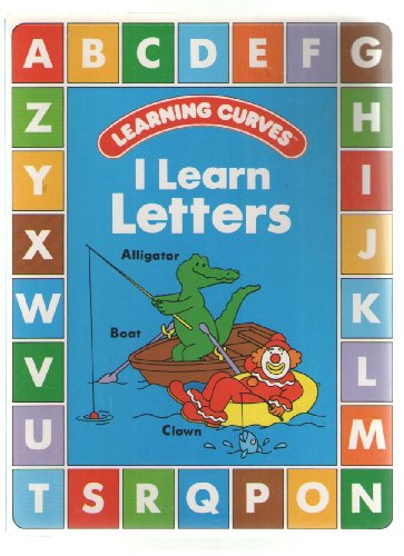9780001386747: I Learn Letters (Learning Curves)