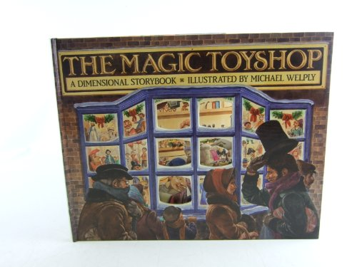 9780001386921: The Magic Toyshop