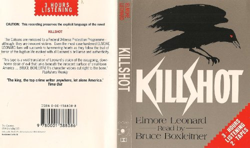 9780001388086: Killshot read by Bruce Boxleitner (2 Tapes)