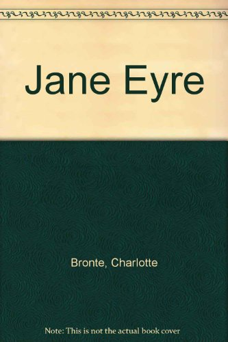 9780001389632: Jane Eyre
