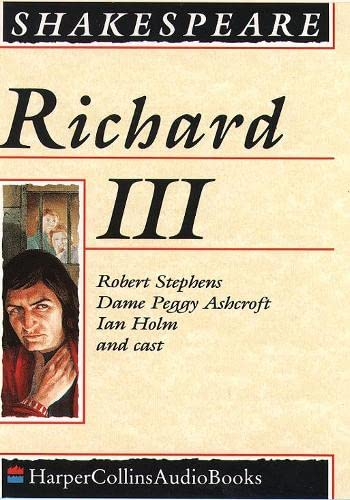 9780001389656: Richard III: Complete & Unabridged