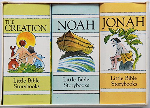 9780001401679: Little Bible Storybooks