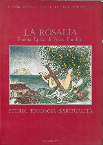 9780001423695: la rosalia poema epico di petru fudduni storia teologia spiritualità