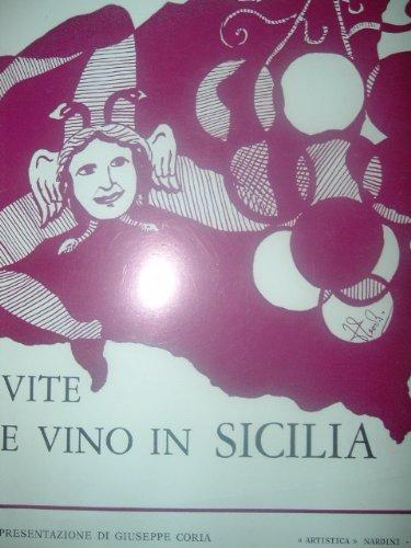 9780001428577: vite e vino in sicilia
