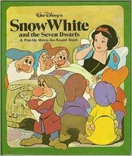 9780001431829: Snow White and the Seven Dwarfs: A Pop-Up Movie-Go-Round Book