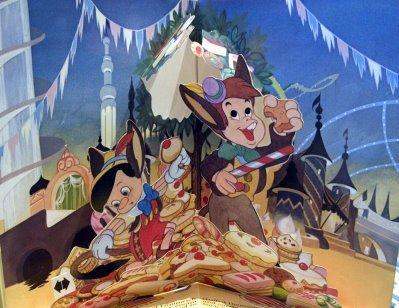 9780001431843: Pinocchio: Pop-up Book (Movie-go-round Books)