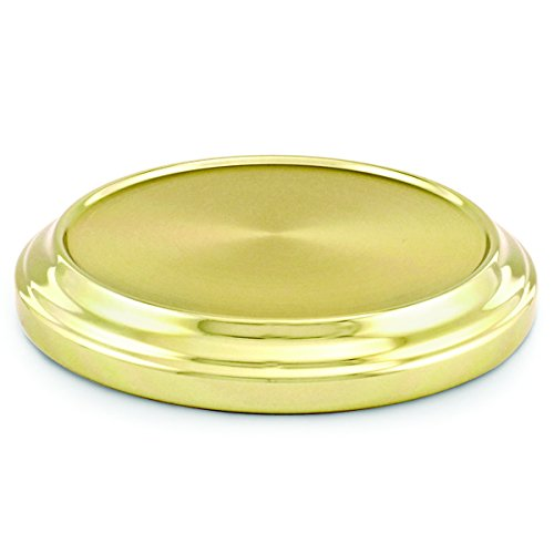 9780001435575: Brass Stacking Bread Plate Base