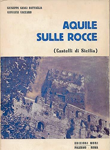 9780001435711: aquile sulle rocce castelli di sicilia