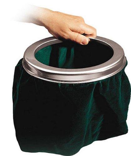 9780001438323: Green Velvet Offering Bag