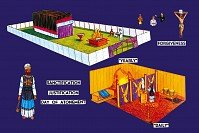9780001438941: Tabernacle Set