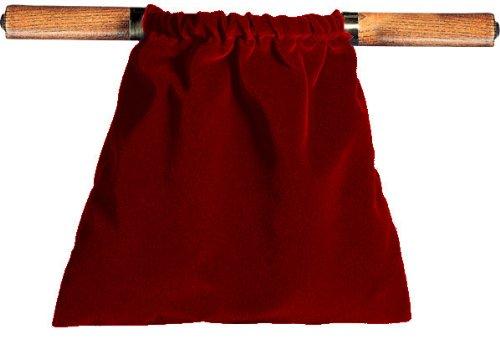 9780001439085: Red Velvet Offering Bag