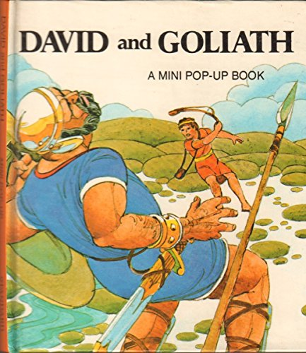 9780001441811: David and Goliath (A Collins Mini Pop-Up Book)
