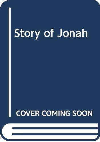 9780001441828: Story of Jonah