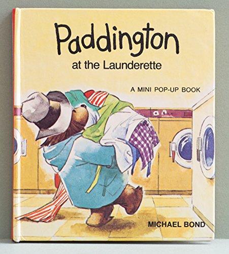 9780001442030: Paddington at the Launderette: Pop-up Book (A mini pop-up book)