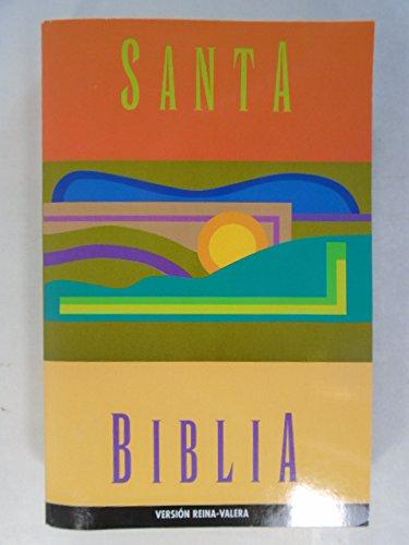 9780001469976: Santa Biblia: Antiguo y Nuevo Testamentos (Version Reina-Valera, Revision de 1960)
