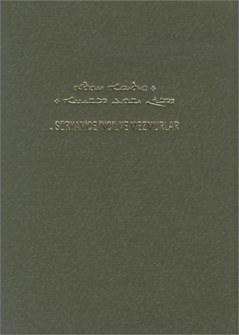 9780001473072: Syriac New Testament with Psalms