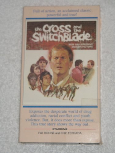 9780001480292: The Cross and The Switchblade [VHS]