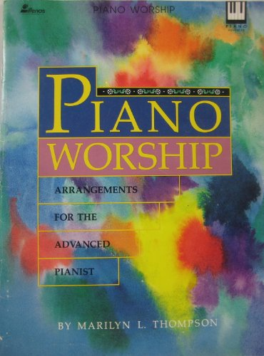 9780001481954: Piano Worship Arrangements for the Advanced Pianist