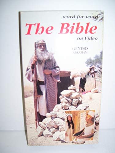 9780001482456: The Bible on Video Word for Word: Genesis Part 2 - Abraham [VHS]