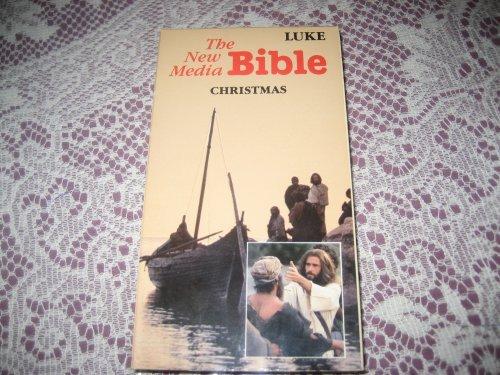 9780001483835: Word-for-Word, the Bible on Video: Gospel of Luke [VHS]