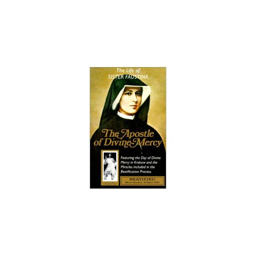 9780001485426: The Life of Sister Faustina: The Apostle of Divine Mercy [VHS]