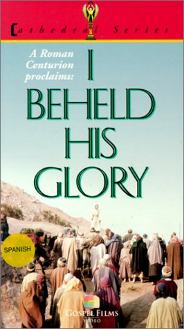 9780001489301: I Beheld His Glory [VHS]