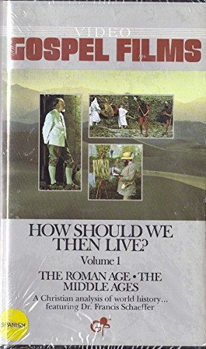 9780001489905: How Then Should We Live [VHS]