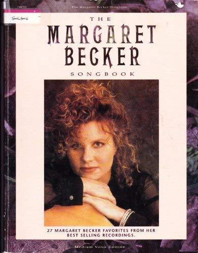 9780001490734: Margaret Becker Songbook