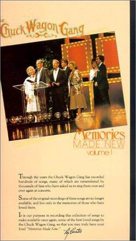 9780001491670: Memories Made New: Volume 1 [VHS]