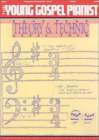 9780001502994: Young Gospel Pianist: Theory and Technic, Level 4