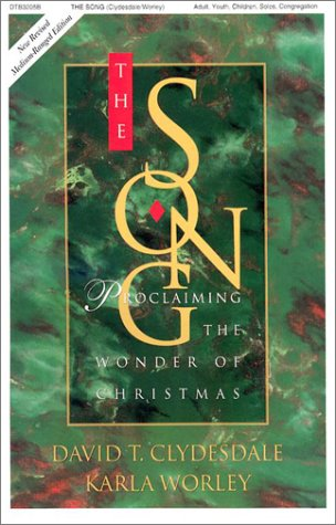 9780001507920: The Song Proclaiming the Wonder of Christmas (New Revised Medium-Ranged Edition)