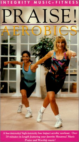 9780001517790: Praise Aerobics [VHS]