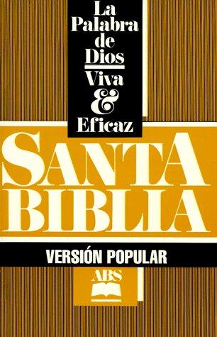 9780001524354: Spanish Bible
