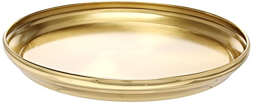 9780001528802: Solid Brass Communion Tray Base