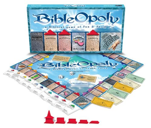 9780001536074: Bible-Opoly