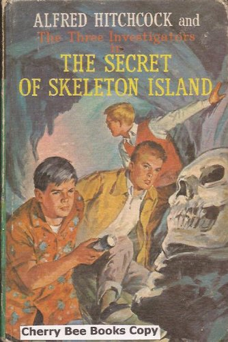 9780001600041: Mystery of Skeleton Island (Alfred Hitchcock Books)
